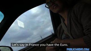 publicagent法國hitchiker他媽的戶外