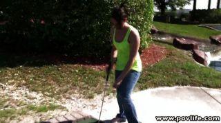 高爾夫球寶貝陰莖