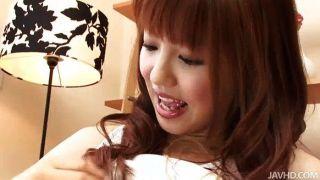淘氣kotone aisaki有她的貓咪蒙克