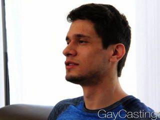 gaycastings精益牛仔與大身體吮吸