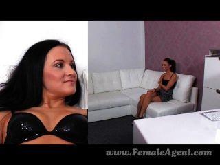 femaleagent性感的女人是任何東西的遊戲