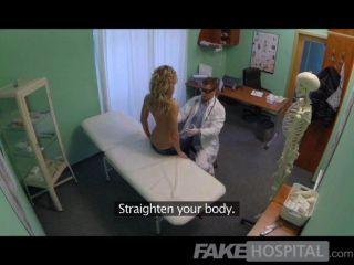 假醫院醫生提供金色折扣