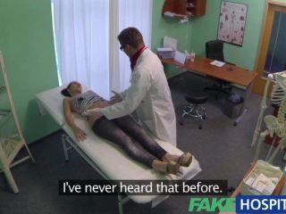 fakehospital性感英語病人尖叫