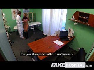 假醫院內部creampie醫學