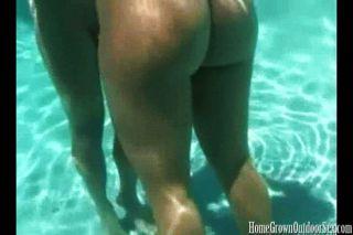 性在水下更好