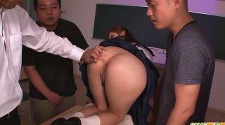 女學生yura kasumi是一個熱日本cum