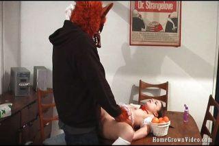 紅帽被狼吞噬