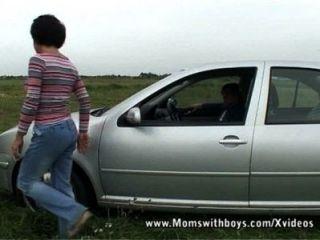 修理我的車,讓我吸你的公雞