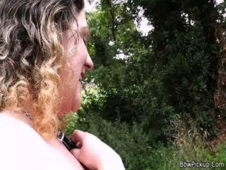 curly bbw被陌生人誘惑