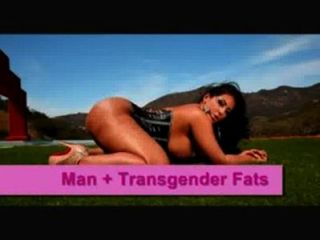 跨性別脂肪轉男性女性