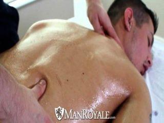 hd manroyale感性按摩變成熱的性