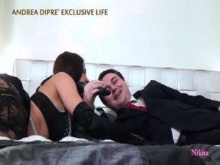 nikita赤裸在床上與andrea dipr
