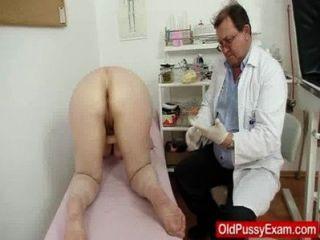 羊毛部分灌腸在體檢期間