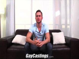 gaycastings多毛的得克薩斯螺柱上第一次在凸輪上