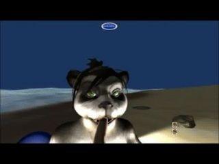 熊果人口交世界的魔獸