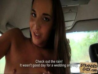 新娘他媽的隨意的傢伙後婚禮叫阿米拉adara.6