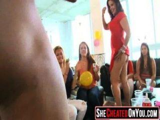 02派對女孩他媽的在俱樂部與脫衣舞05