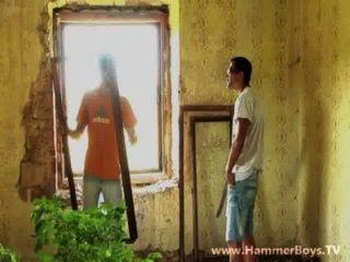監獄吉普賽damian和傑克從錘子電視