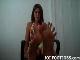 我的小腳趾準備吸
