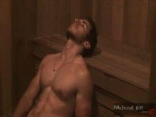 桑拿浴。[sem nudez]