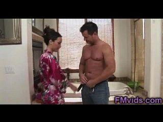 惊人的淋浴与miko sinz