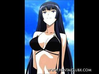 动漫无尽5大最美丽的ecchiharemshounen动漫女孩