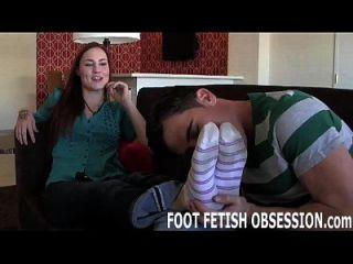 拍摄你的热暨在我的脚
