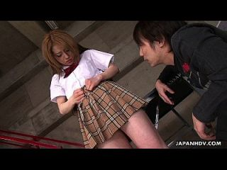 非常可爱的亚洲人是屁股舔真正的他妈的很好