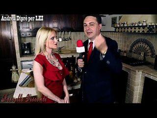 rossella visconti:性别在厨房con andreadiprè