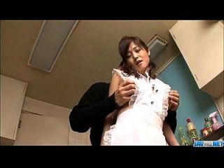 moe yoshikawa甜美的女孩他妈的粗俗的方式