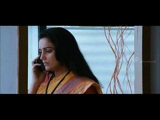 100摄氏度的malayalam电影shwetha menon得到一个勒索电话