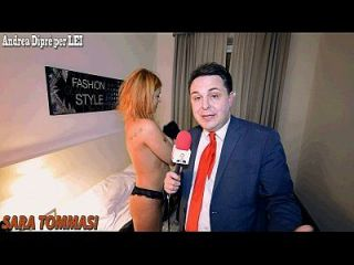 sara tommasi:video porno con andreadiprè!