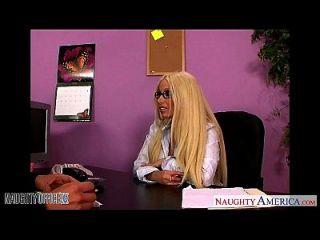 办公室宝贝在眼镜吉娜lynn他妈的