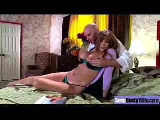 热的相互作用与大瓜性感的角质妻子夹13