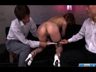 rei sasaki惊奇与她的技能在三人行