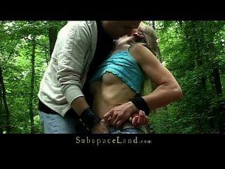 bdsm幻想进入森林与繁荣的奴隶