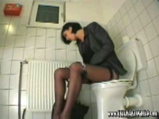 办公室厕所荡妇,讨厌的傻瓜