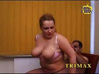 土耳其人他媽的德國成熟肛門