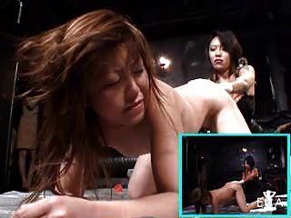 日本女孩拳擊極端...寶馬