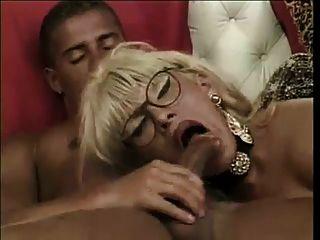熱性感成熟ts得到性交