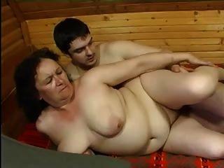 奶奶肛門和男孩