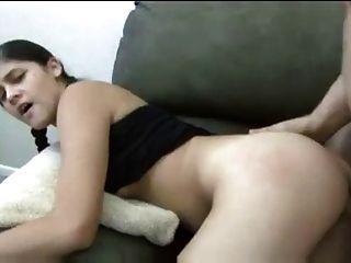 鑄造沙發青少年肛門