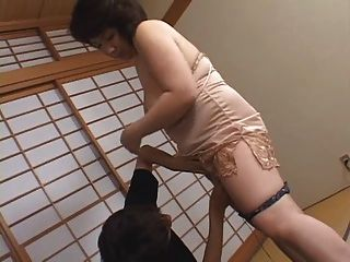 老日本媽媽想要cumm!