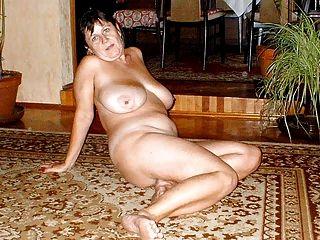 我的裸體妻子