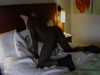 丈夫電影妻子與黑色在酒店