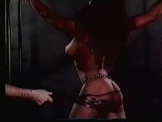 大滴滴的后宮奴隸接受極端鞭打(在慢動作)