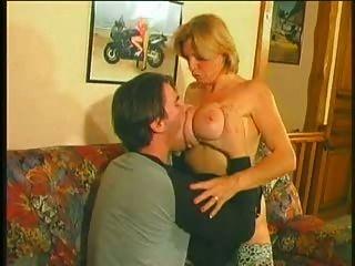 西蒙熱50+成熟肛門