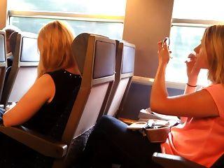 閃光在火車上