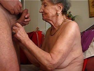 奶奶喜歡吹長笛1