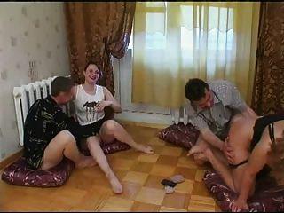 俄羅斯撲克撲克夫婦1